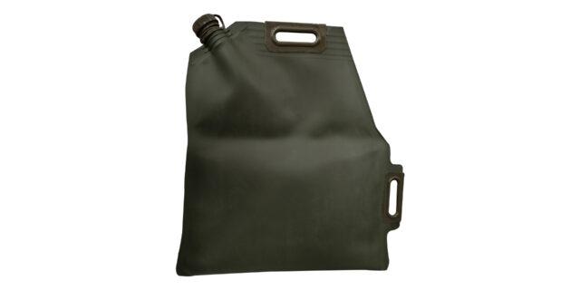 20L Fuel Bladder (Olive Green, Diesel or Petrol) - NEW