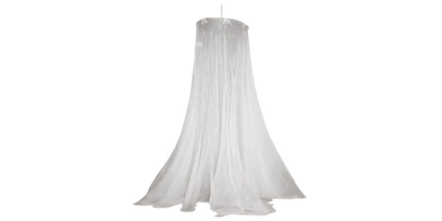 Mosquito Net (White, Single Bed) - NEW