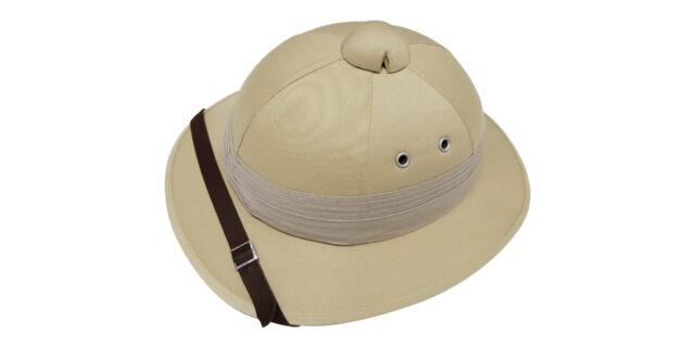 Pith Helmet (Khaki) - NEW