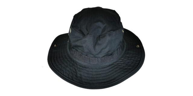 Black Bush Hat