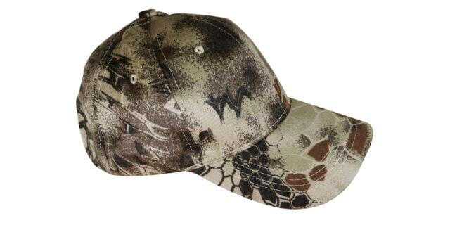 Brown Rattlesnake Cap