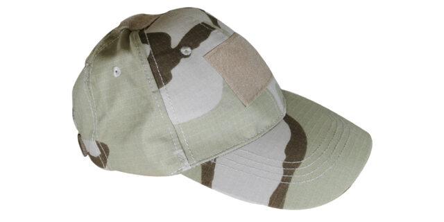 Desert Cap (With Velcro Patch)