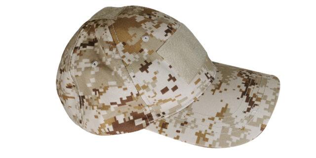 Digital Desert Cap (With Velcro Patch)