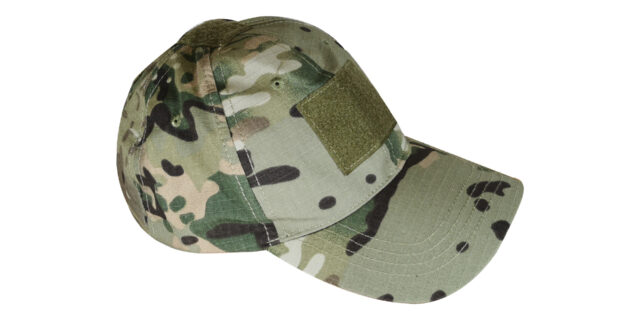 Multicam Cap (With Velcro Patch)