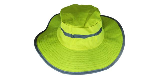 PPE Yellow Bush Hat - NEW