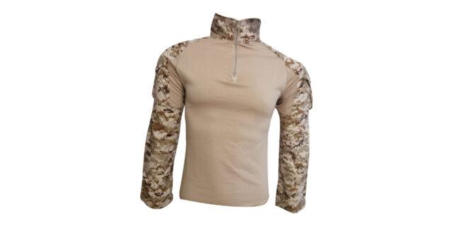 "Digital Desert Camo ""Frog Shirt"" - NEW"