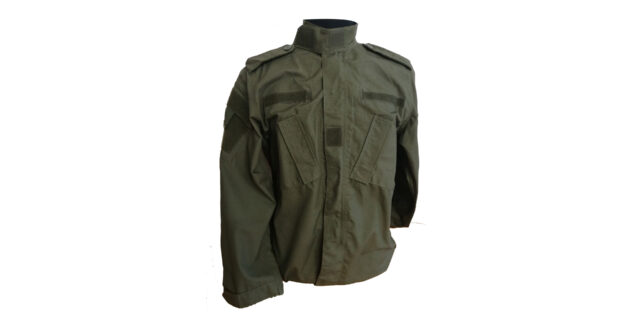 Olive Green Long Sleeve Shirt - NEW