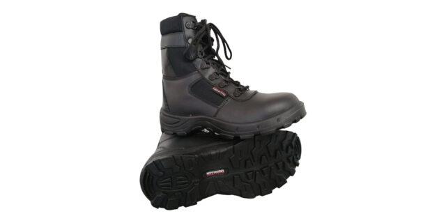 Black Nautic 365 NATO Safety Boots - NEW
