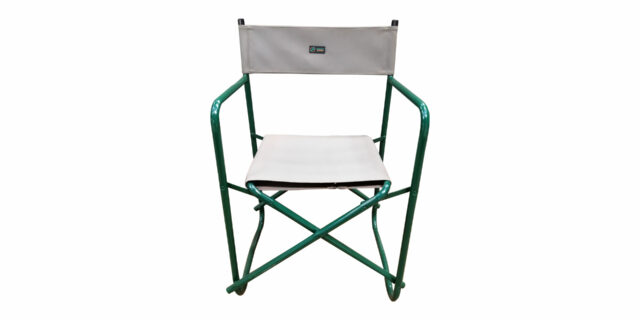 Director's Chair (Powder Coated) - NEW