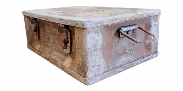 Ex-SANDF X-Large Ammo Box - USED