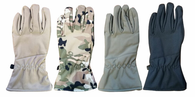 Lined Gloves (Various Colours) - NEW