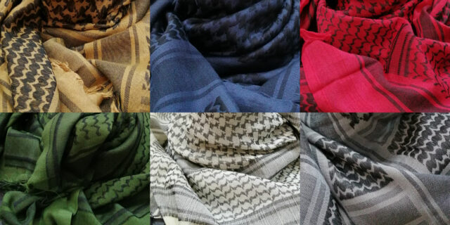 Scarf (Various Colours) - NEW
