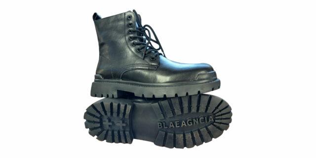 Black Blaeagncia Boots - NEW