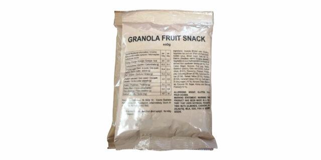 Granola Fruit Snack