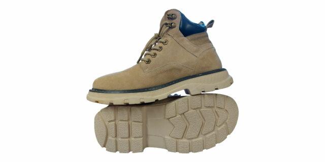 Khaki Boots - NEW